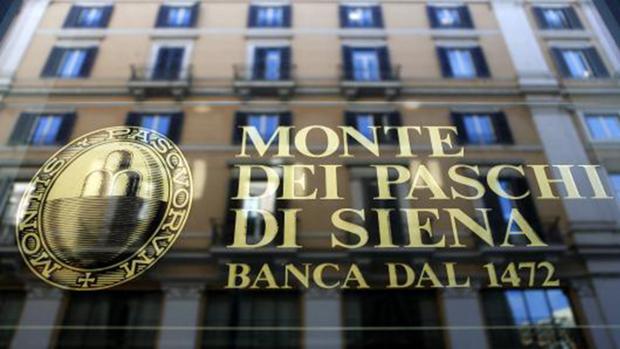 Las acciones de Monte Dei Paschi han ampliado este lunes su desplome