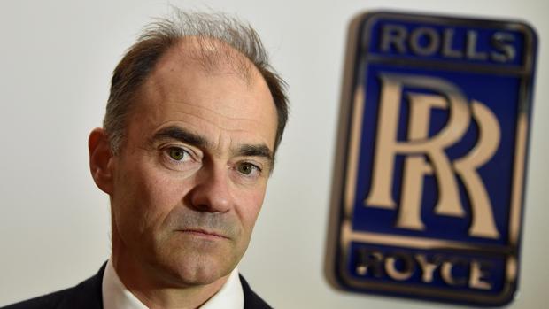 Warren East, consejero delegado de Rolls - Royce