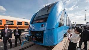 Alstom fabricará su primer tren de pila de hidrógeno