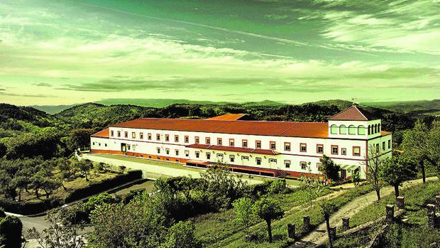 Imagen de las principales instalaciones de Consorcio de Jabugo