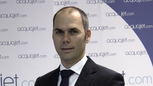 Iván Colomer, director general