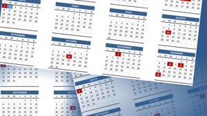 Calendario laboral 2017 por comunidades