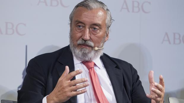 El secretario de Estado de Infraestructuras, Julio Gómez-Pomar