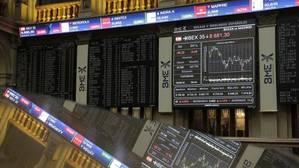 Las empresas del Ibex ganaron 18.451,7 millones hasta junio, un 14,5% menos