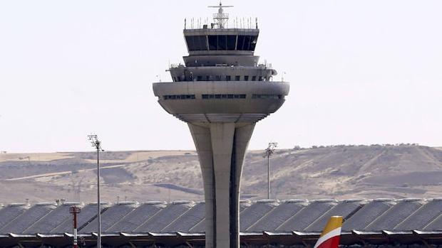 Torre de control de tráfico aéreo