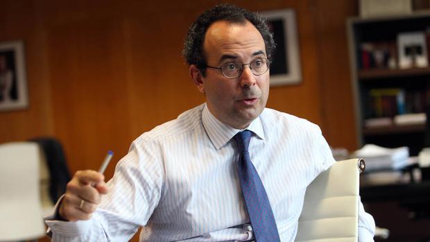Miguel Temboury, exsubsecretario de Economía