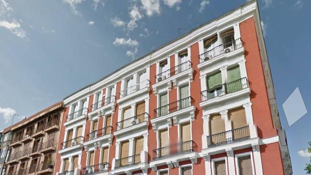 Un piso en la ciudad de Madrid