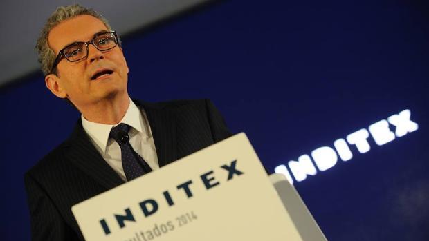 Pablo Isla, consejero delegado de Inditex