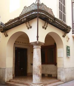 Primera sucursal del grupo en la calle San Miguel de Palma de Mallorca