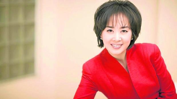 Diane Wang, fundadora y consejera delegada de DHgate