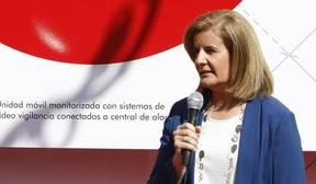 Báñez aboga por «seguir» equiparando los derechos de los temporales a los de los fijos