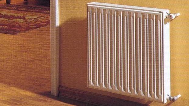 Calefacción casera