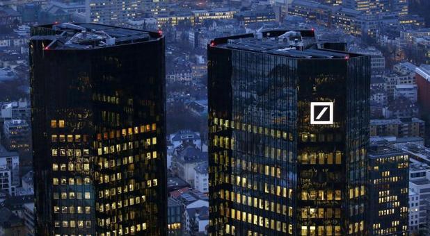 Sede del Deutsche Bank