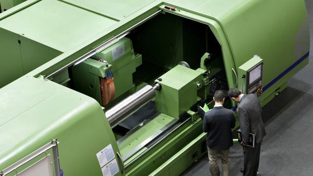 Los bienes de equipo, entre los protagonistas de la exportación de las empresas españolas en 2015