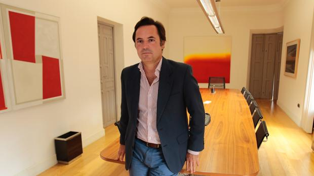 Ricardo Araque, director de Veta la Palma