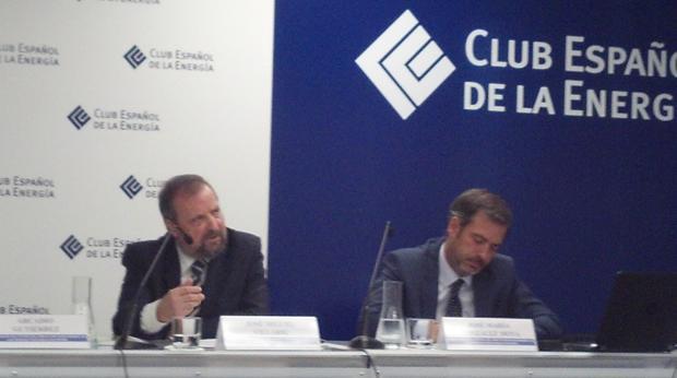 José Miguel Villarig, presidente de APPA, y el director general, José María González