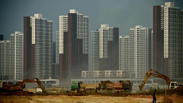 Obras en Shenzen