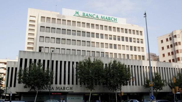 Sede central de Banca Marcha