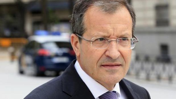 El presidente de Abengoa, Antonio Fornieles