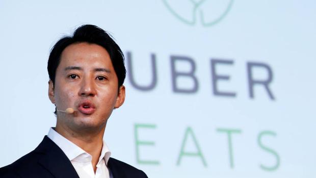 Masami Takahashi, presidente de Uber Eats en Japón