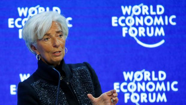 Lagarde ha destacado que en los últimos años la recuperación ha sido «débil y frágil»