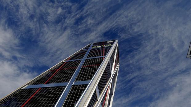 Imagen de archivo de la sede de Bankia en Madrid