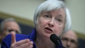 Yellen augura una subida de tipos en EE.UU. si se mantiene la situación económica