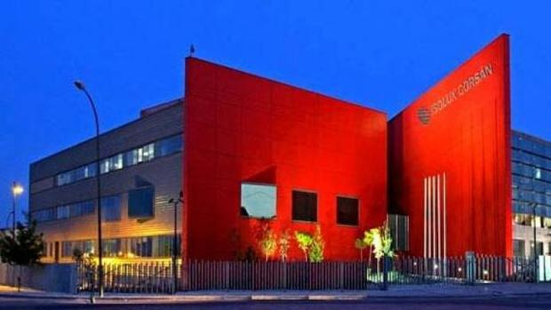 La sede de Isolux Corsán