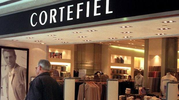 Tienda Cortefiel en el centro comercial La Vaguada de Madrid