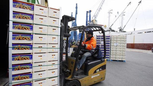 Exportaciones de productos españoles