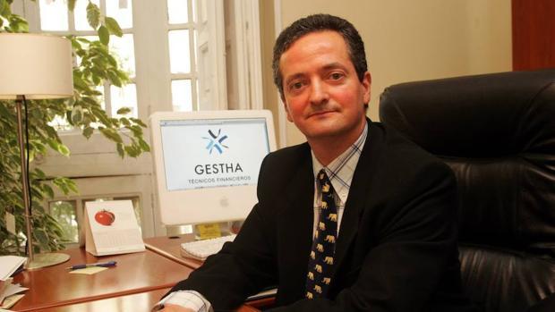 José María Mollinedo, presidente de Gestha