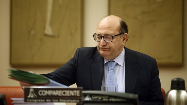 Ramón Álvarez de Miranad, presidente del Tribunal de Cuentas