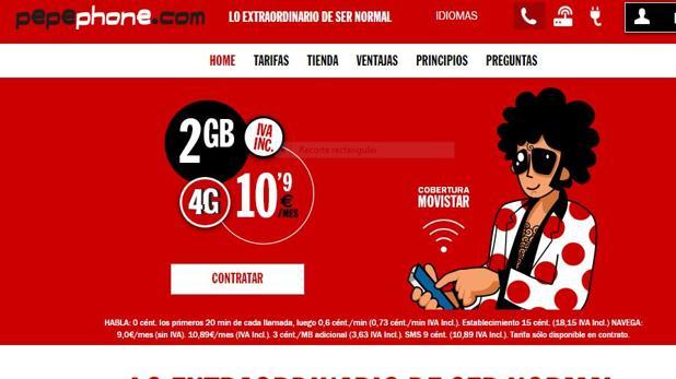 El pasado abril, Masmóvil llegó a un acuerdo con Pepephone para adquirir la compañía móvil por 158 millones