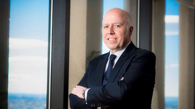 En la imagen, Hilario Albarracín, nuevo presidente de KPMG España