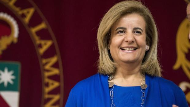 Báñez: Seis de cada diez jóvenes que encuentran empleo en la zona euro lo hacen en España