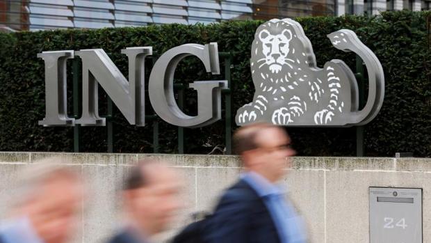 Sucursal de ING en Bruselas