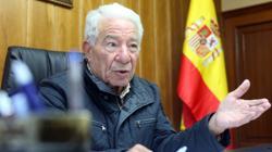 Adolfo Campos Panadeiros, alcalde de Dozón