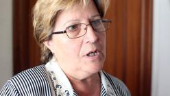 María José Caseiro, funcionaria