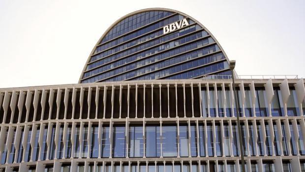 Sede del BBVA en Madrid