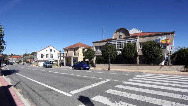 Dozón es uno de los muchos municipios de Galicia en los que no hay ninguna entidad ni cajero