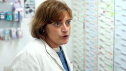 Isabel Álvarez, farmacéutica