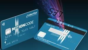 La tarjeta de crédito que cambia continuamente los tres números del código CVC para prevenir el fraude
