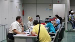 El paro aumenta en 22.801 personas en septiembre, pero el sistema gana 12.025 afiliados