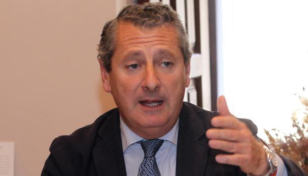 Jesús Maza es consejero delegado de Doppost, filial de Dopp Consultoresw