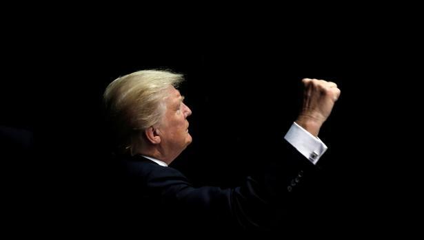Donald Trump, candidato republicano a la presuidencia de Estados Unidos