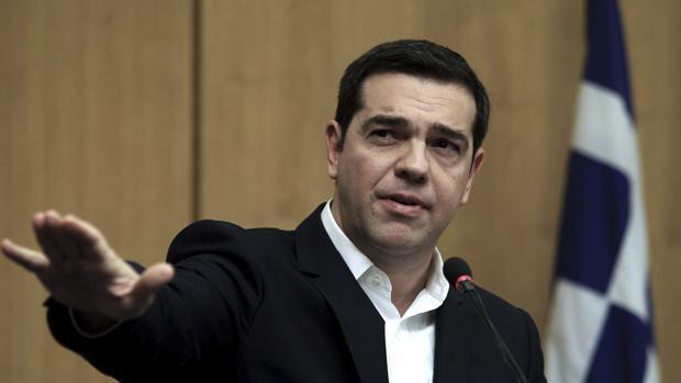 Alexis Tsipras, en su primer mandato, tenía preparada una ley más permisiva con los evasores