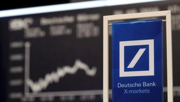 Deutsche Bank ha perdido gran parte de su valor en Bolsa