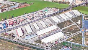 El gigante inmobiliario Merlin controlará la zona logística del Puerto de Sevilla