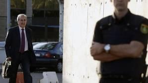 Virgilio Zapatero asegura que no se siente «capaz» de explicar para qué era su tarjeta «black»