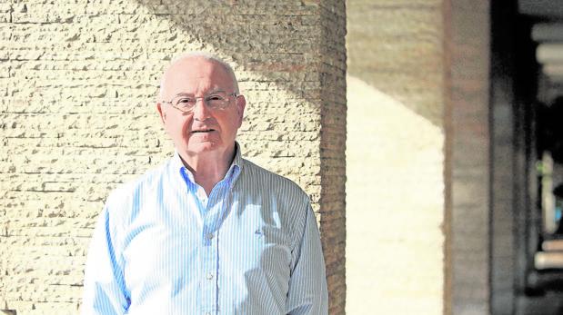 José Alba Mendoza, doctor e investigador jubilado del Instituto de la Grasa